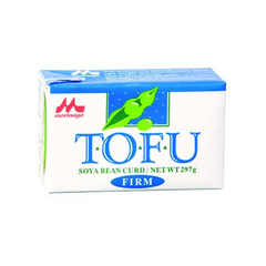 Morinaga Firm Tofu 297g - JAPAN