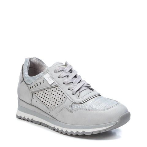 XTI Grey Ladies Trainers Grey