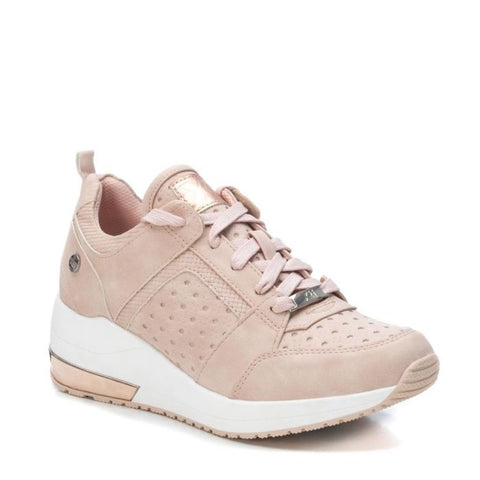 XTI Nude Ladies trainers