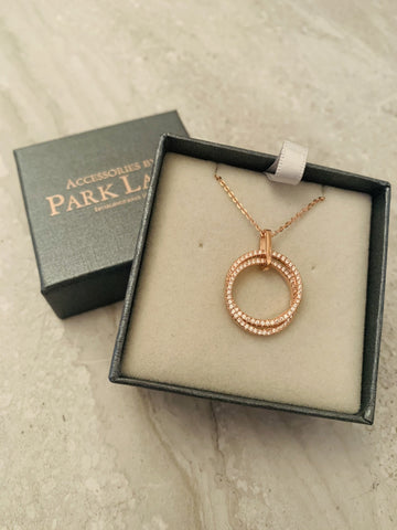 Park Lane Rose Gold Necklace