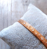 Rose Gold Plated Bangle Rose Gold
