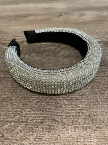 Park Lane Chunky Crystal Hair Band