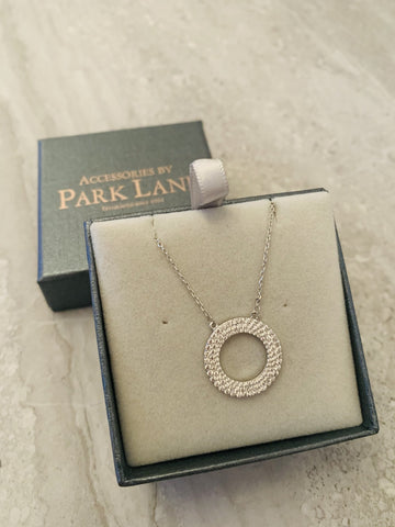 Park Lane Cubic Zirconia Necklace