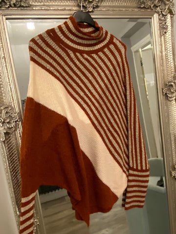 Zuppe PM7462 Striped Jumper