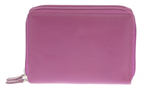 Graffiti 2 Zip Section Purse - Available in a selection of colours