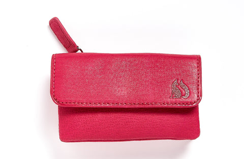 Foxfield Eskdale Leather Small Coin Purse