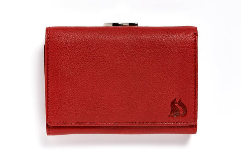 Foxfield Grasmere Leather Small Purse