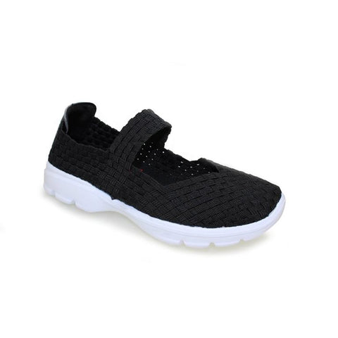 Lunar Riptide Elasticated Memory Foam Shoes