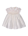 Bimbalo Baby Girl Smocked Dress.-Dress-Bambini Emporio