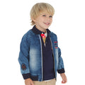 Mayoral Boys Denim Jacket-Jacket-Bambini Emporio