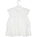 Mayoral girls embroidered dress-Dress-Bambini Emporio