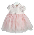 Ciccino baby girls Andria Pinko ceremony dress-Dress-Bambini Emporio
