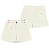 Mayoral girls satin shorts-Shorts-Bambini Emporio