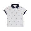 Mayoral boys short sleeve polo-Polo-Bambini Emporio