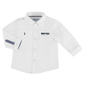 Mayoral baby boys long sleeve dress shirt-T-Shirt-Bambini Emporio