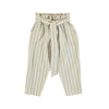 Mayoral Girls Striped Pants-Pants-Bambini Emporio