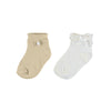 Mayoral baby girls 2 pairs sock set-Socks-Bambini Emporio