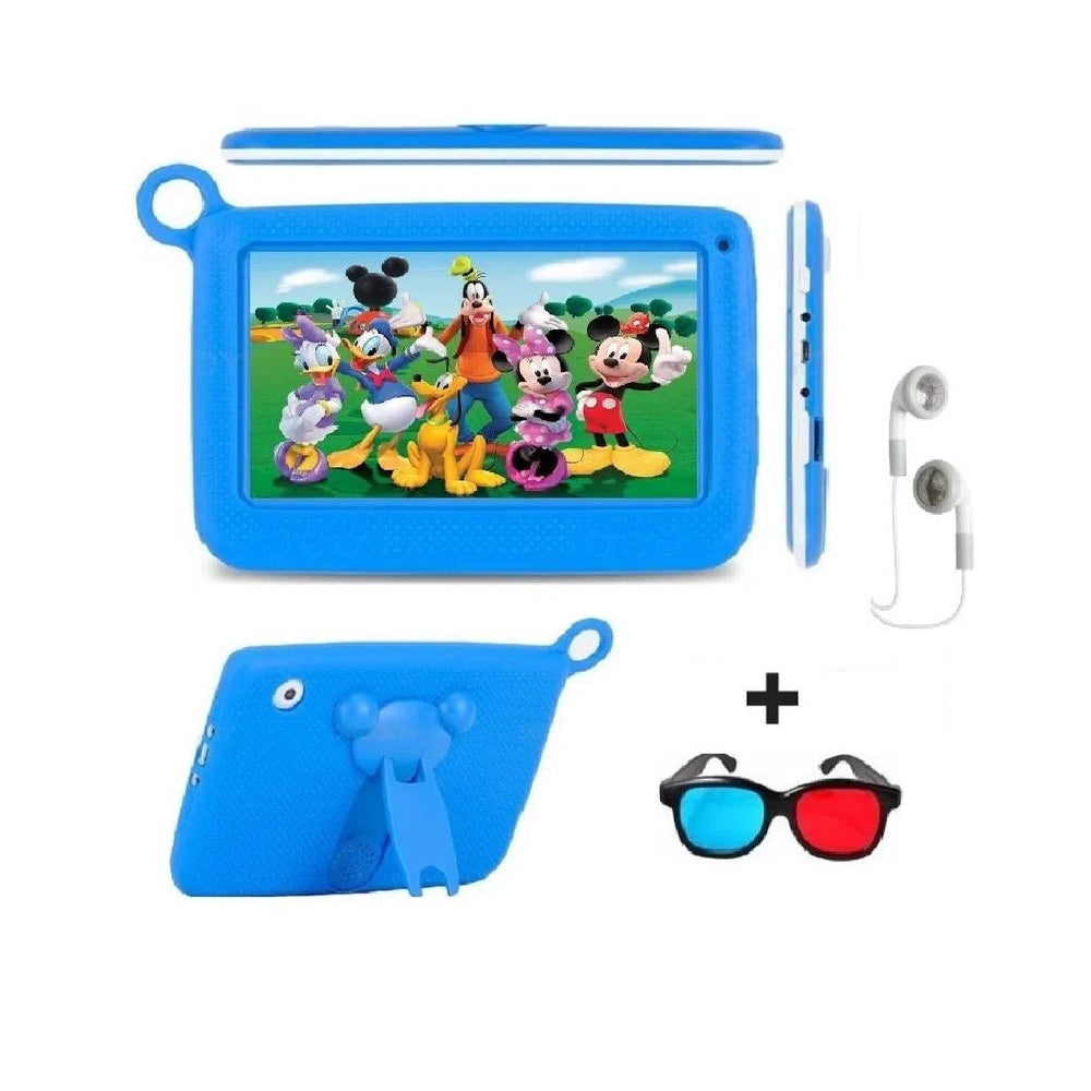 Tablet Niños Krono Kids 1GB 16GB Ram Android 6.0 Quad Core