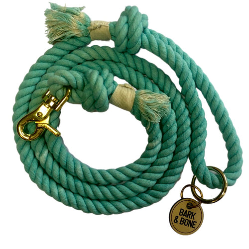 Cotton rope dog leash NZ