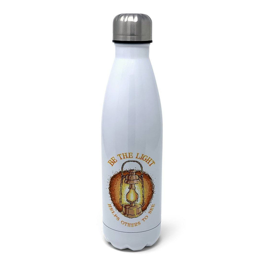 Be The Light Insulated Water Bottle Insulated Water Bottles Hot Merch
