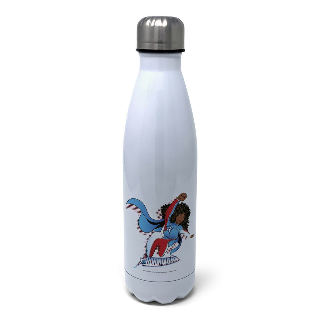 La Borinqueña X Crash One Graffiti Personalised Insulated Water Bottle Insulated Water Bottles Hot Merch