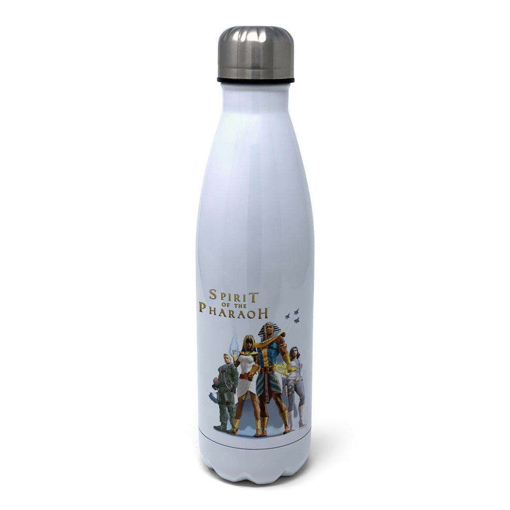 Spirit of the Pharaoh Personalised Insulated Water Bottle