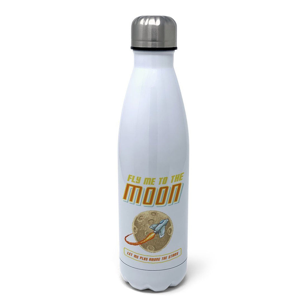Fly Me To The Moon, Insulated Water Bottle Insulated Water Bottles Hot Merch