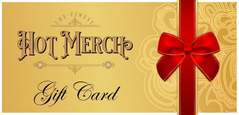 Hot Merch Gift Card Gift Card HotMerchUK £10.00