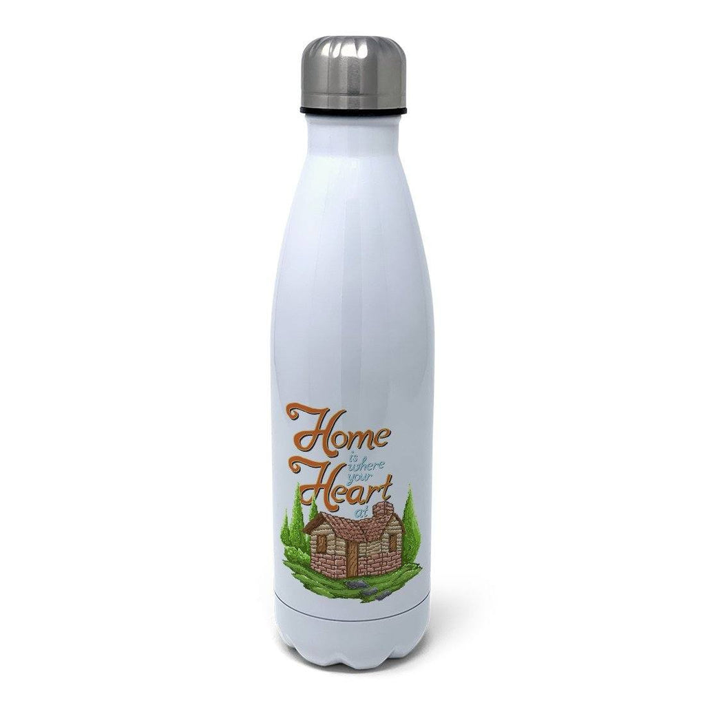 Home is... Insulated Water Bottle Insulated Water Bottles Hot Merch