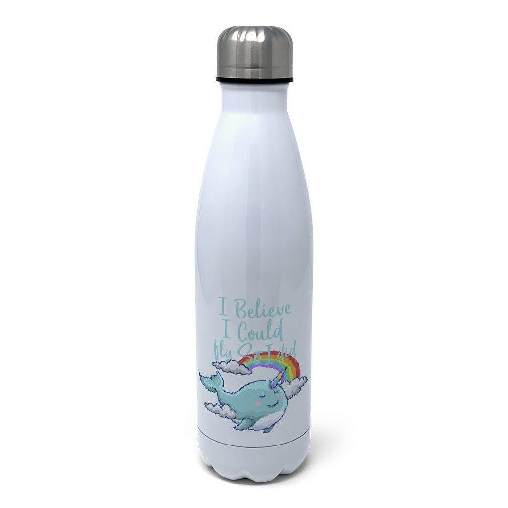 I believed I could fly Insulated Water Bottle