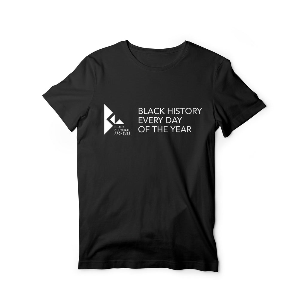 Black Cultural Archives T-Shirt T-Shirts Hot Merch Small