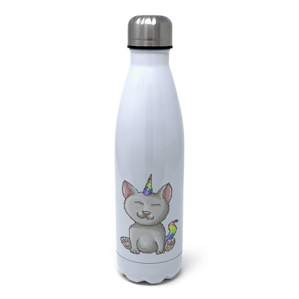 Kitty Unicorn Insulated Water Bottle Insulated Water Bottles Hot Merch