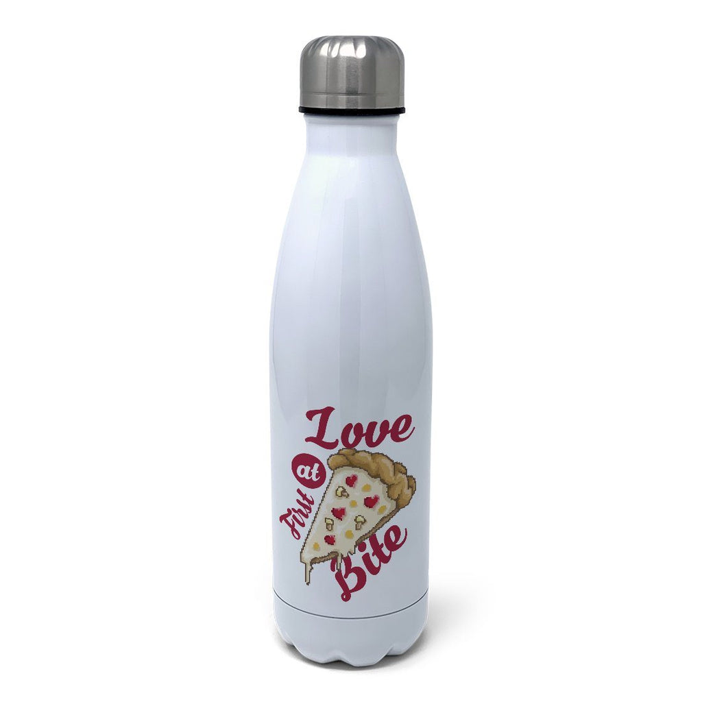 Love at First Bite Insulated Water Bottle Insulated Water Bottles Hot Merch