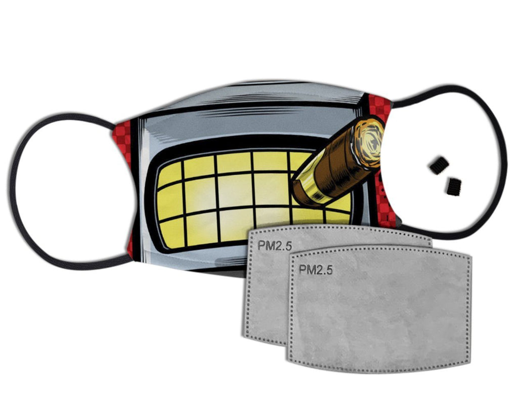 Bender Custom Face Mask with Filter