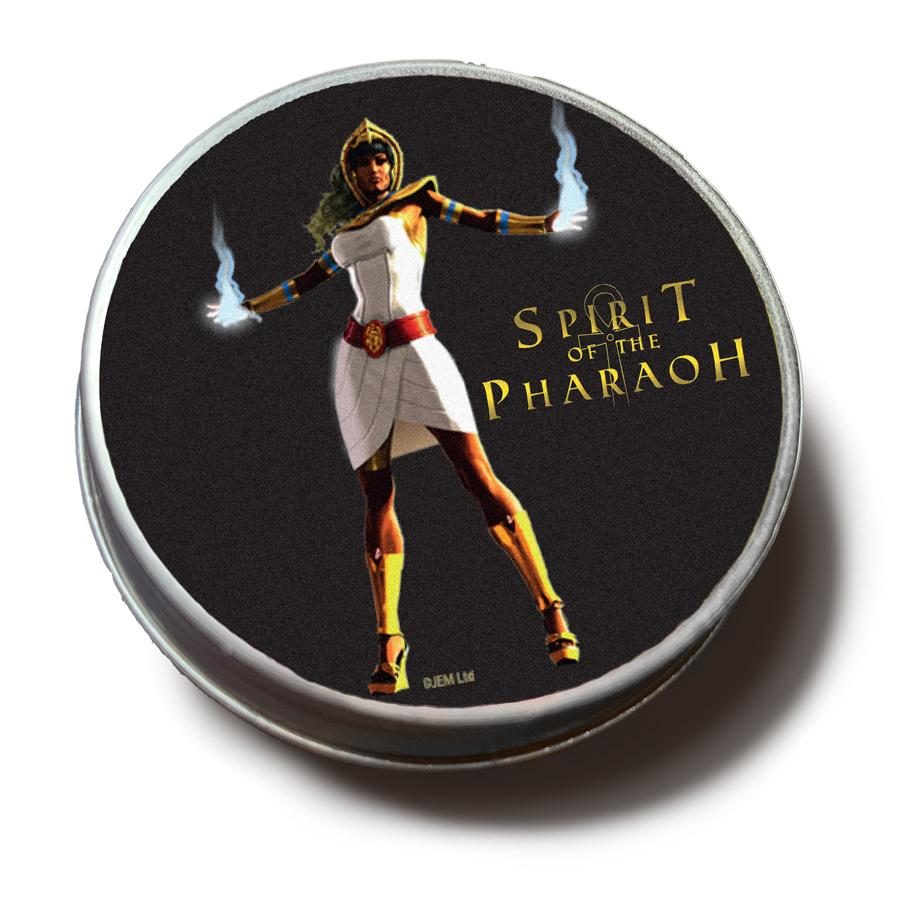 Neferkari - Spirit of the Pharaoh - Lip Balm Mugs Hot Merch Vanilla