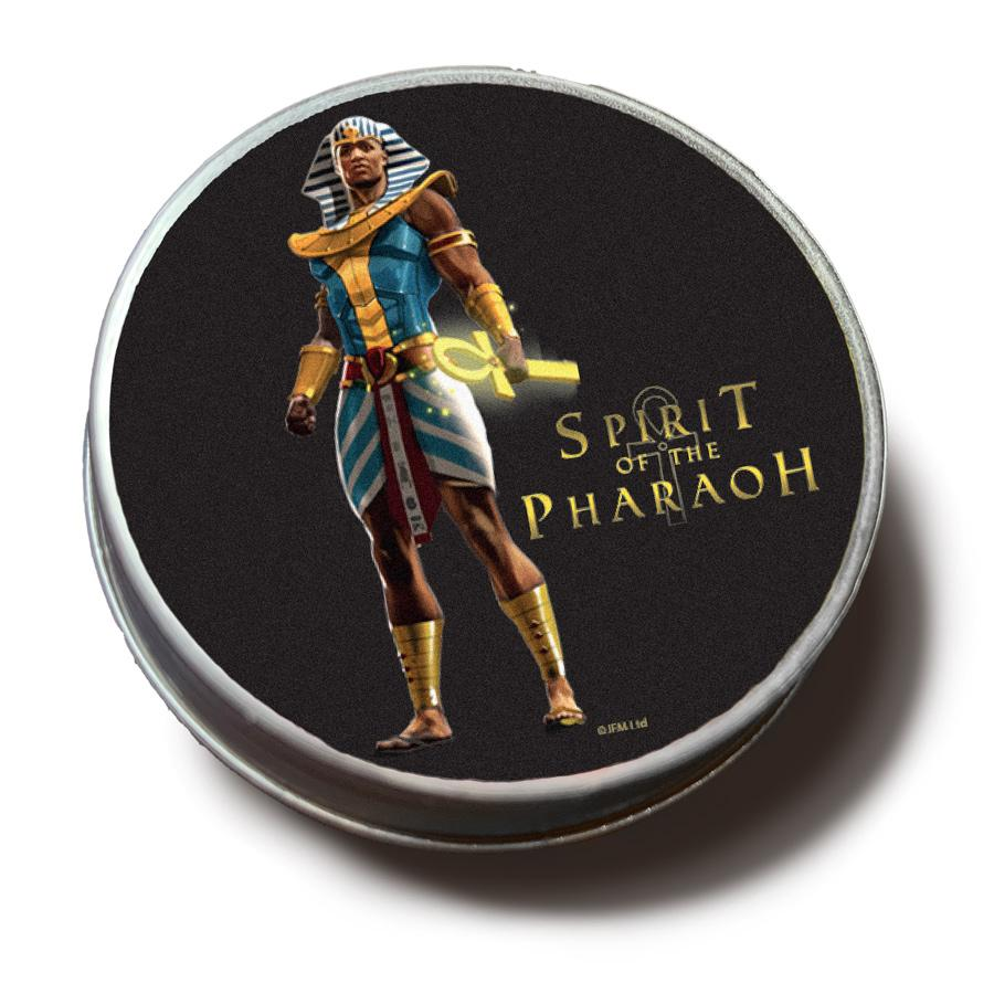 Ramun - Spirit of the Pharaoh - Lip Balm Mugs Hot Merch Vanilla