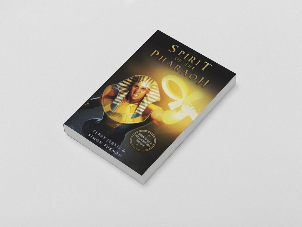 Spirit of the Pharaoh Graphic Novel - Paperback Edition