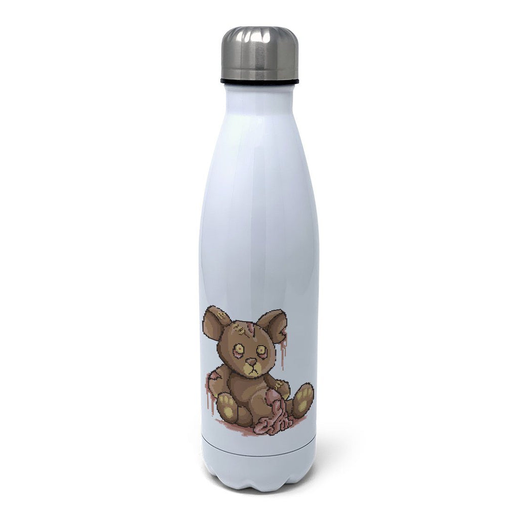 Teddy Zombie Insulated Water Bottle Insulated Water Bottles Hot Merch