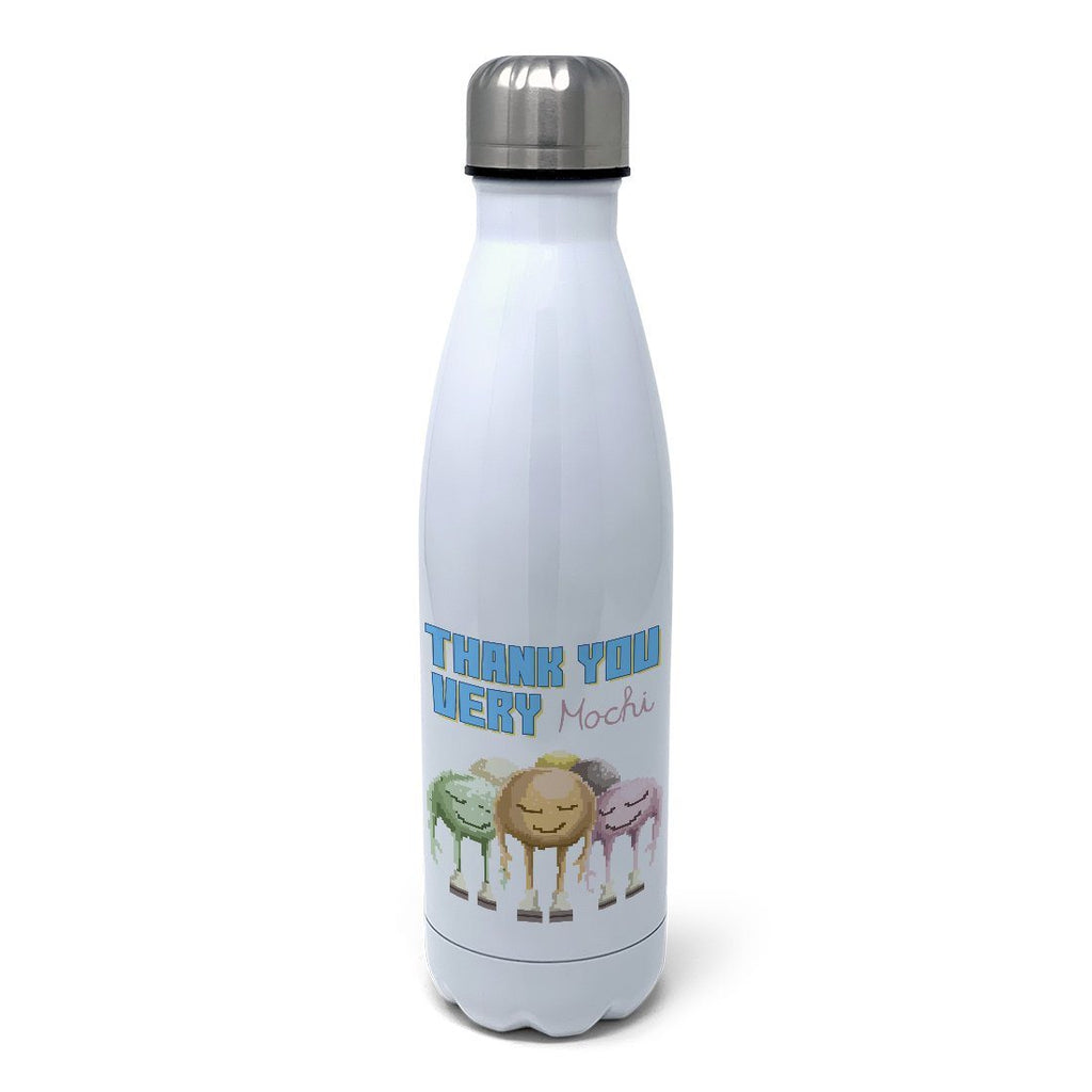 Thank You Very Mochi Insulated Water Bottle Insulated Water Bottles Hot Merch