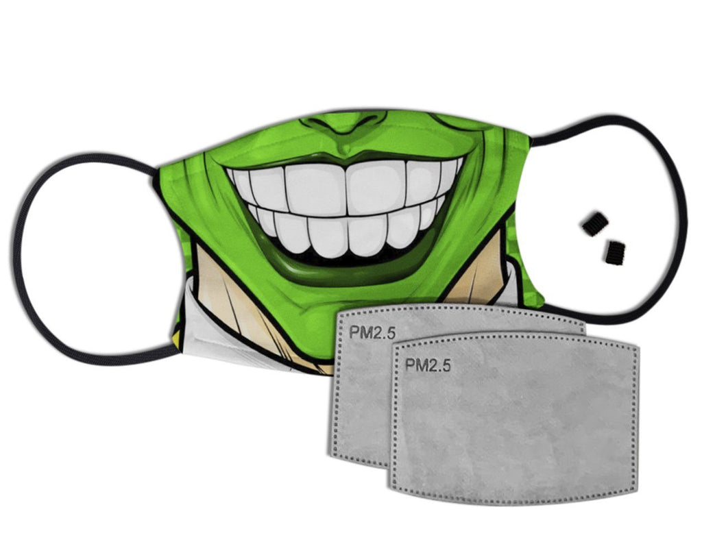 The Mask Custom Face Mask with Filter Face Masks Hot Merch