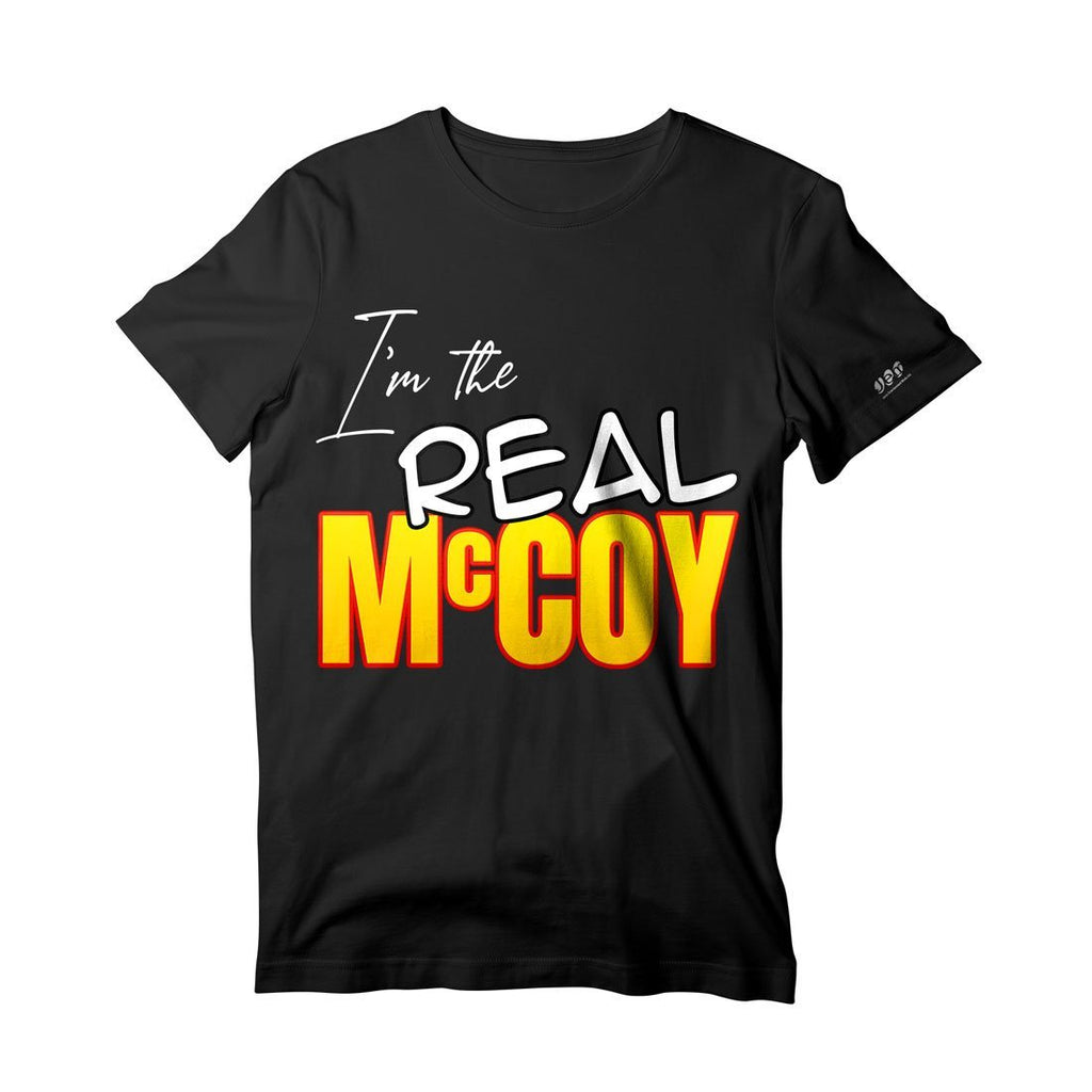 The Real McCoy T-Shirt T-Shirts Hot Merch Small