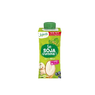 AIDE CULINAIRE SOJA 3*20CL UHT