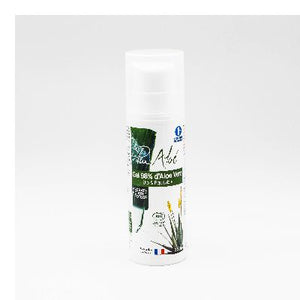 GEL EXTERNE 98% PUR ALOE POMPE 250ML
