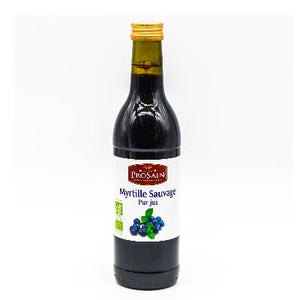 PUR JUS MYRTILLE SAUVAGE 50CL