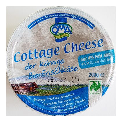 COTTAGE CHEESE 20% MG 200G