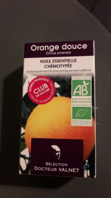 H.E ORANGE DOUCE 10ML