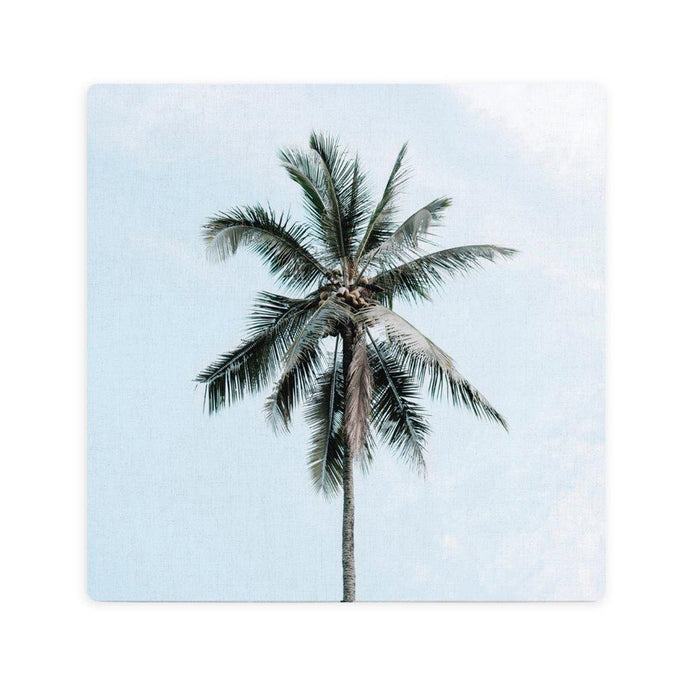 Palm Tree Ceramic Coaster - Vida Style