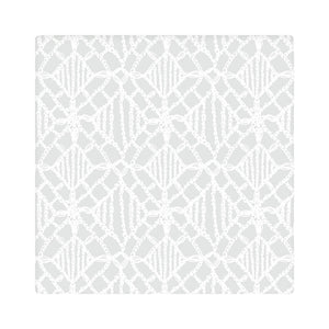 Grey Diamond Ceramic Coaster - Vida Style