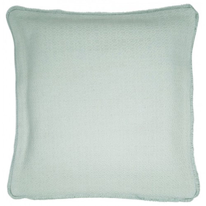 Sage Fringe Cushion