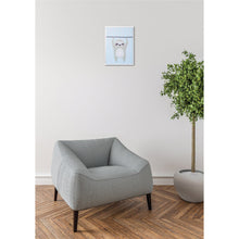Load image into Gallery viewer, Hanging Sloth Framed Art - 30x40 - Vida Style